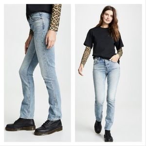 Current/Elliott The Stovepipe Jeans Hartley